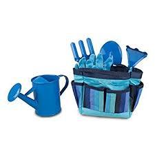 childrens garden tools set. Children\u0027s Garden Tool Set - Blue By Gardenline Childrens Tools S