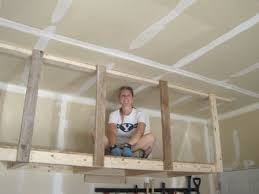 diy garage overhead cabinets.  Cabinets Hanging Overhead Storage Garage Ceiling Storage Storage Shelves Diy  Cabinets Throughout Overhead A