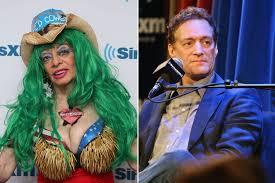 Naked Cowgirl sues Anthony Cumia over bruised butt incident   Page Six