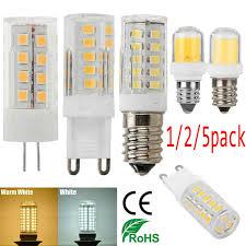25w Equivalent Bright White G9 Led Light Bulb E27 E14 G4 G9 Ba15d 5 25w Smd Led Corn Bulb Lamp Dimmable Light Bright 12v 240v