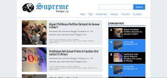 responsive blogger templates supreme v2 responsive blogger template free download