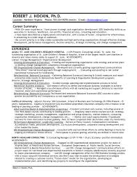 Template Leadership Resume Template Skills On Sample Examples And
