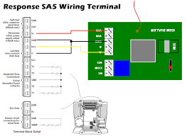 gsm alarm auto dialer advent controls blog Gsm Cooper Wiring Diagram response sa5 gsm dialer wiring connection using relay Cooper Eagle Wiring Devices