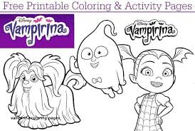Vampirina Coloring Pages Unique 11 Luxury Vampirina Coloring Pages