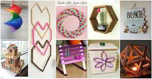 popsicle sticks home decor ideas that you will love