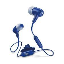 jbl earphones. jbl e25 blue bluetooth in-ear earphones jbl a