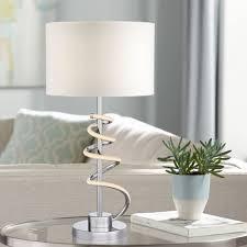 Possini Euro Design Axiom Led Strip Nightlight Table Lamp