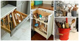 10 Smart Storage Ideas for Your Kitchen Utensils