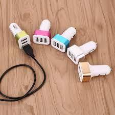 3 Port 12-24 V Evrensel Araç çakmak Soket Splitter şarj çift USB Araba  Aksesuarları Adaptörü Cep Telefonu Aksesuarları Kategoride Iç Parçaları -  Findhyper.news