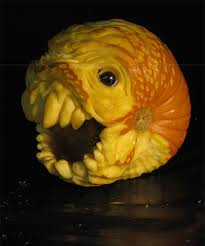 Scary Pumpkin Carving Patterns Mesmerizing This Guy Makes The Scariest Pumpkin Carvings Ever