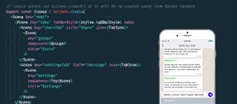 React Native Graphql Building Part Chatty Authentication — – 7 gp0xZ4pn