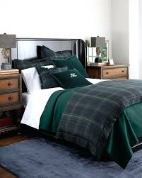 tartan plaid bedding duke bedding in the duke bed collection heritage inspired green tartan ralph lauren
