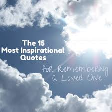 Quotation Poetry Remembrance Of A Loved One 15 Quotes And Poems On Death Dying And