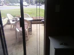 how to make a pet proof screen panel for your sliding glass door pethelpful