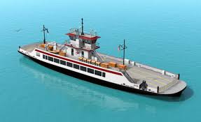 Elliott Bay Design Group Ncdt Unveils New River Class Vehicle Ferry Baird Maritime