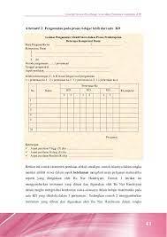 Konsep dasar penilaian dalam pembelajaran drs. Instrumen Penilaian Hasil Belajar Nontes Dalam Pembelajaran Matematik