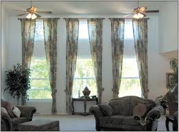 Curtain Ideas For Living Room 3 Windows Curtains Home Design At ..