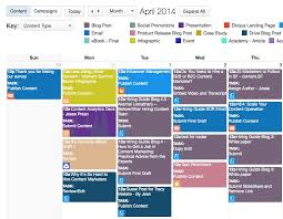 marketing slick template the complete guide to choosing a content calendar