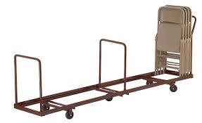 vinyl folding chairs. Folding Chair Truck - Stores/Transports NPS Chairs 30\ Vinyl