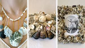 Turn the seashells that you and the grandkids collect into beautiful  treasures.