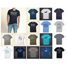 Abercrombie Muscle Fit Size Chart New Hollister By Abercrombie Men T Shirt V Neck Round Neck