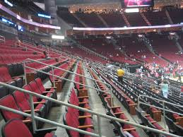 Houston Rockets Suite Seating Chart Houston Rockets Club Seating At Toyota Center