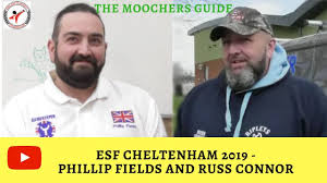 Russ Connor and Phillip Fields (Phip Eph) at Cheltenham ESF Tournament 2019  - YouTube