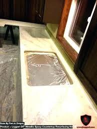 resin leggari countertop