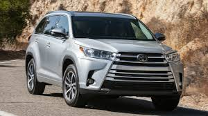 2017 Toyota Highlander XLE - Drive, Interior and Exterior - YouTube