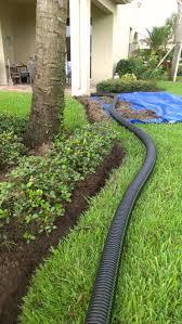 underground gutter drainage. Underground Drainage For Gutters Gutter R