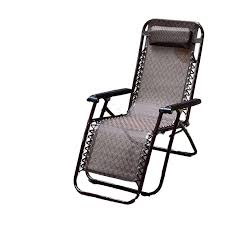 big foot zero gravity foldable reclining chair