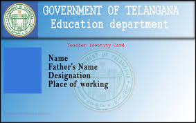 Id Cards Template T R C Employee Id Card Template