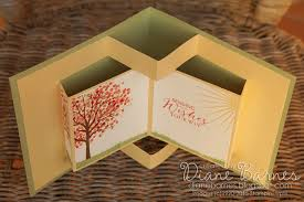 colour me happy sheltering tree pop up book card template
