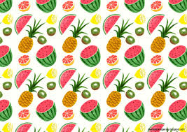 fruit wallpaper pattern. Delighful Wallpaper View Original Size Seamless Wallpaper Pattern With Citrus Fruits Stock  Vector Image Source From This Inside Fruit S