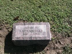 Adam Henry Kaffenberger (1886-1941) - Find A Grave Memorial