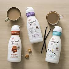 Meet an oat & almond coffee creamer with protein to up your coffee g. Coffee Mate Natural Bliss Sweet Cream All Natural Liquid Coffee Creamer 16 Fl Oz Bottle Dairy Creamer Amazon Com Grocery Gourmet Food