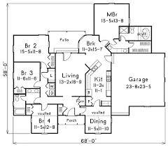 4 Bedroom Modern House Design Fresh Inspiration 7 Contemporary Modern 4  Bedroom House Plans 4 Bedroom .