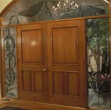 Warmth and Style with Red Oak Doors