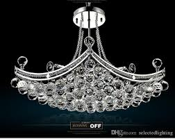 luxury big crystal chandeliers light fixture clear crystal re lamp ceiling design for home deco light outdoor chandelier dining room chandeliers from