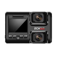 T692C 2.0 Inch 1080P FHD WiFi GPS Giám sát đỗ xe ống kính kép Camera giấu  kín xe DVR Sale - Banggood Mobile