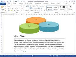Can You Make A Venn Diagram In Word Free Venn Diagram Templates For Word Powerpoint Pdf
