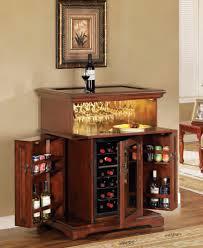 Secret Liquor Cabinet Tresanti Dc2069c237 1835 Rosemont 18 Bottle Wine Cooler With Cabinet
