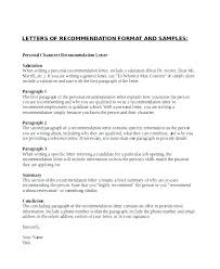 Employee Recommendation Letter Stunning Co Recommendation Letter For Accountant Employee Rec Thewhyfactorco