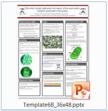 Scientific Poster Template Powerpoint Rome Fontanacountryinn Com