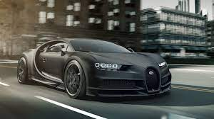 Bugatti won its constant performance competition with koenigsegg, in terms of its maximum speed and time of acceleration to 100 km/h (62 mph). 2020 Bugatti Chiron Noire Special Edition