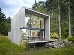 Small Picture Modern Cabin Houses Modern Lake Cottage Designs Modern Cabin