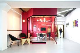 colorful office space interior design. Plain Space Creative Office Space Design Colorful Modern  Interior On E
