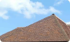 heritage clay roof tiles