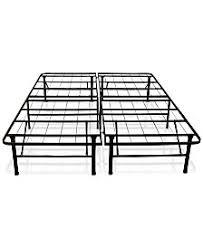 Sleep Trends Hercules 14-Inch Platform Metal Bed Frame, Assembly ...