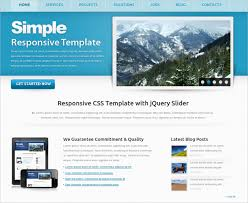 Easy Website Templates New Free Simple Website Templates 28 Easy Website Themes Templates